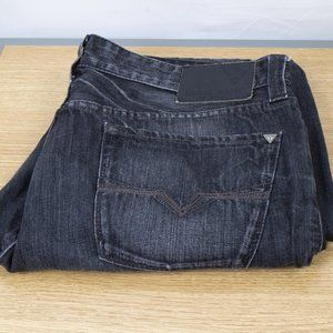 Guess Jeans Desmond Relaxed Fit (38 X 31) Men's